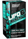 Lipo-6 Black Hers Ultra Concentrate 60 caps (Nutrex)