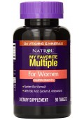 Multipe for Women 90 caps (Natrol)